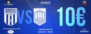 Entrada FUTSAL fútbol Emotion VS Viña Albali Valdepeñas imagen